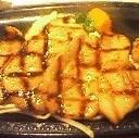 豚トロステーキ定食