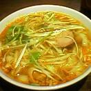 酸辣刀削麺