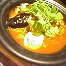 秋野菜のスープカレー