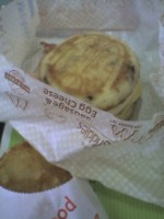 マックグリドル ベーコン&エッグ・チーズ